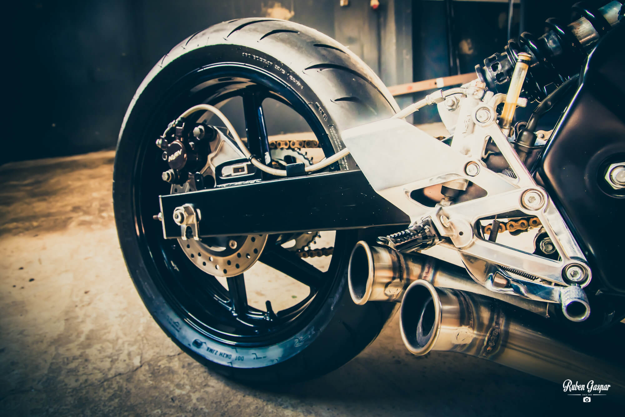 Beast Concept Motorcycle