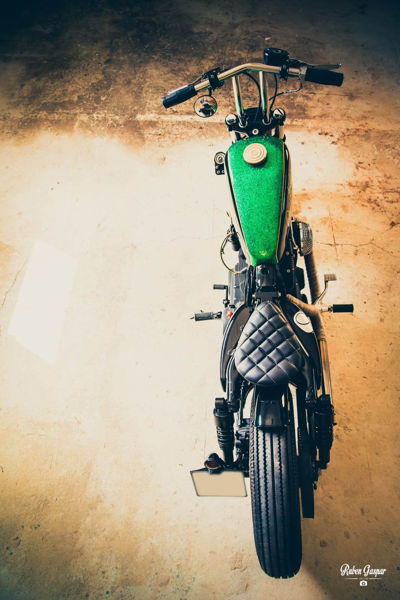 Gama Bike Custom Motorcycle